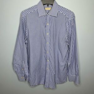 Michael Kors Slim Fit Dress Shirt 15 1/2 x 32/33